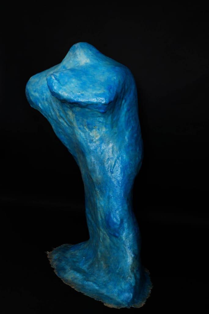 kunst - Ingrid Slaa - beeld - polyester