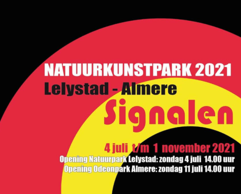 Natuurkunstpark Lelystad 2021